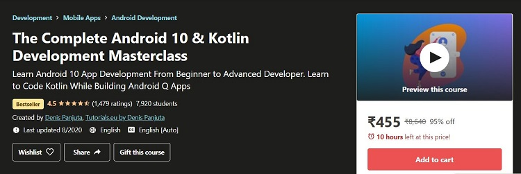 android app course