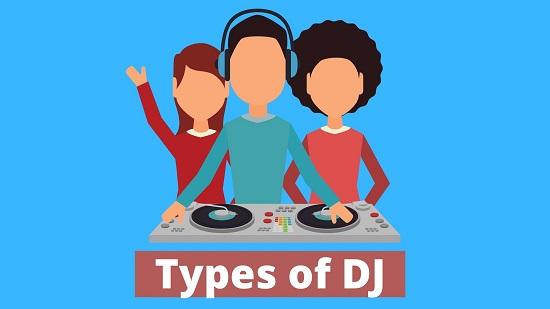 type of DJ
