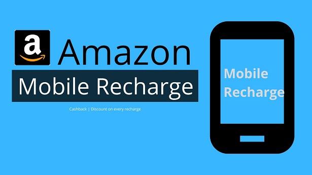 Mobile Recharge amazon