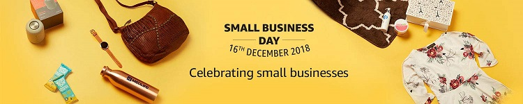 Small business day sale 12 December