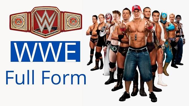 WWE full form in hindi