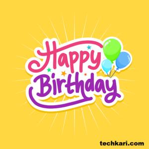 Happy Birthday Image 4