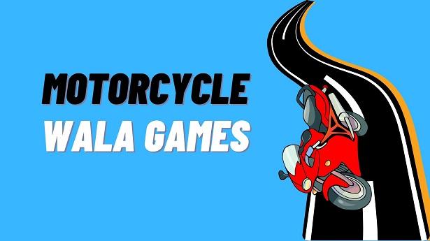 Motorcycle wala game