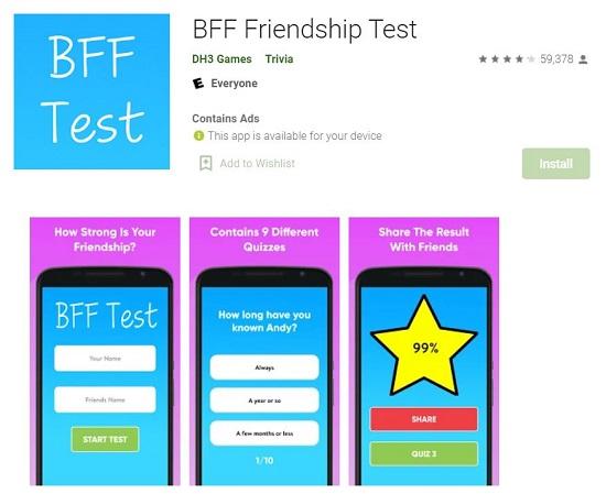 bff test