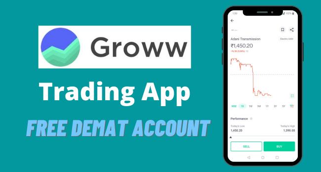 Download Groww App