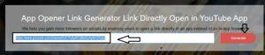 Paste Channel URLs