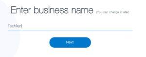 enter news app name
