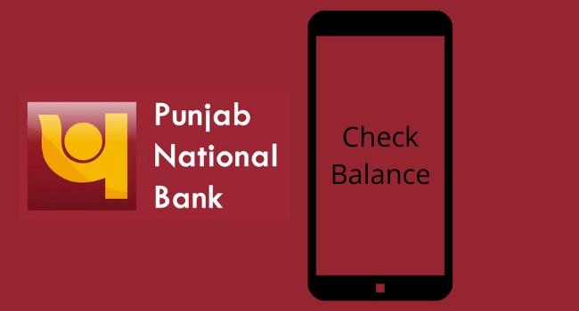 PNB Balance Inquiry