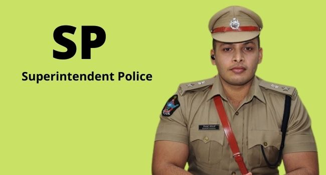SP of Police