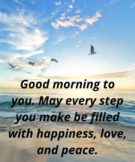 good morning image hindi