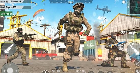 Gun Wali Game Offline
