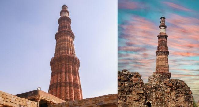 Qutub Minar Image