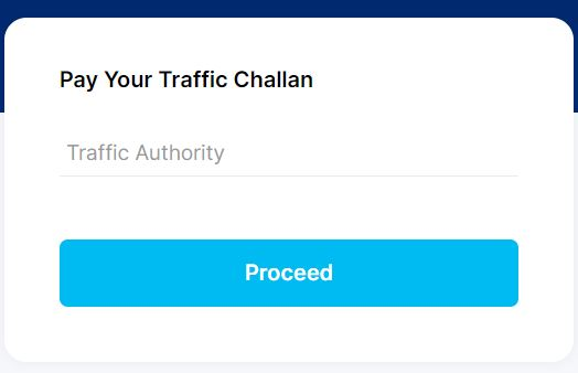 select Traffic Authority