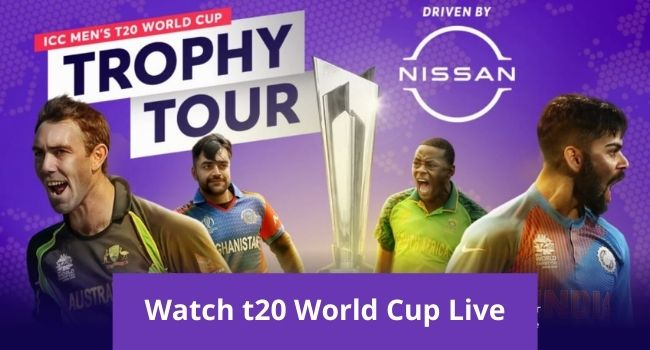 T20 Cricket World Cup Live Watch