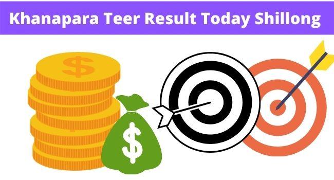 Khanapara Teer Result Today Shillong